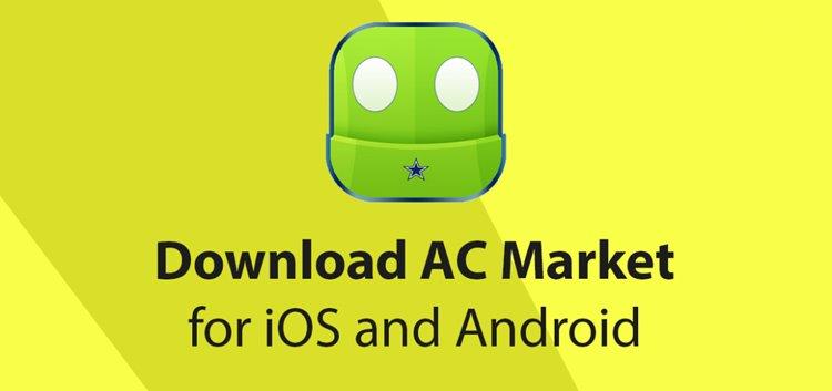 AC Market Apk Download Page