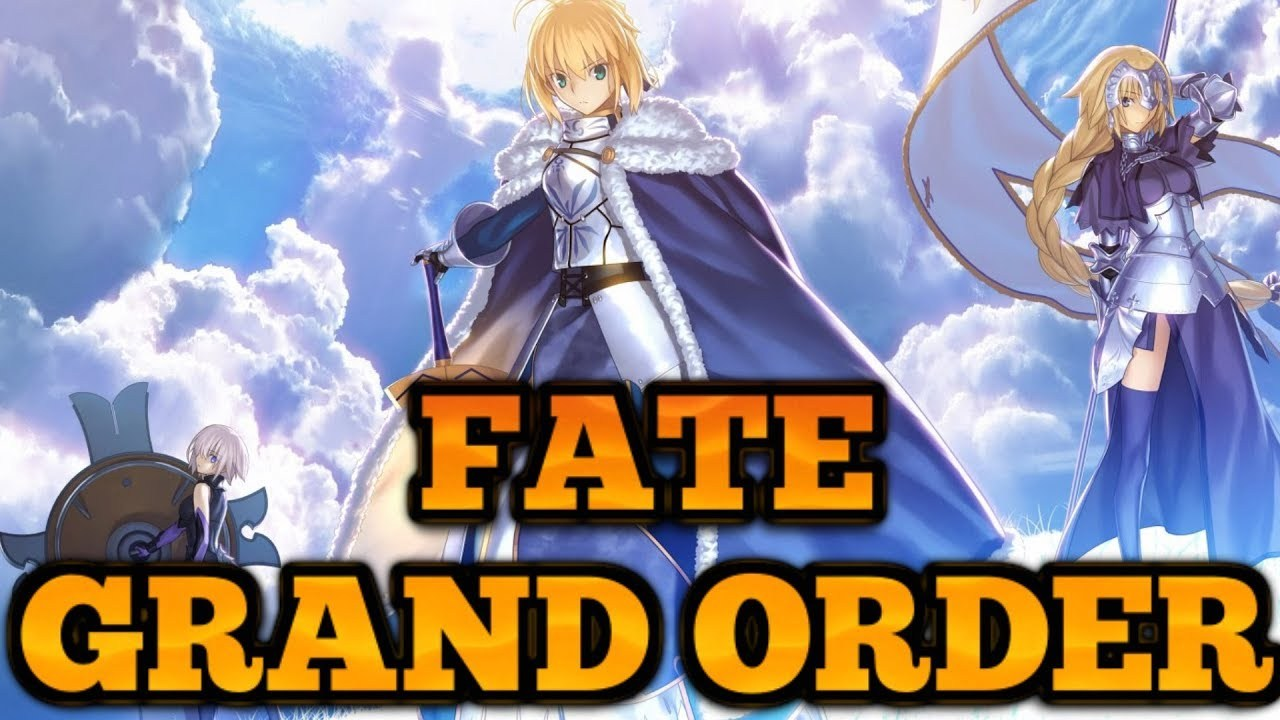 Fate Grand Order APK