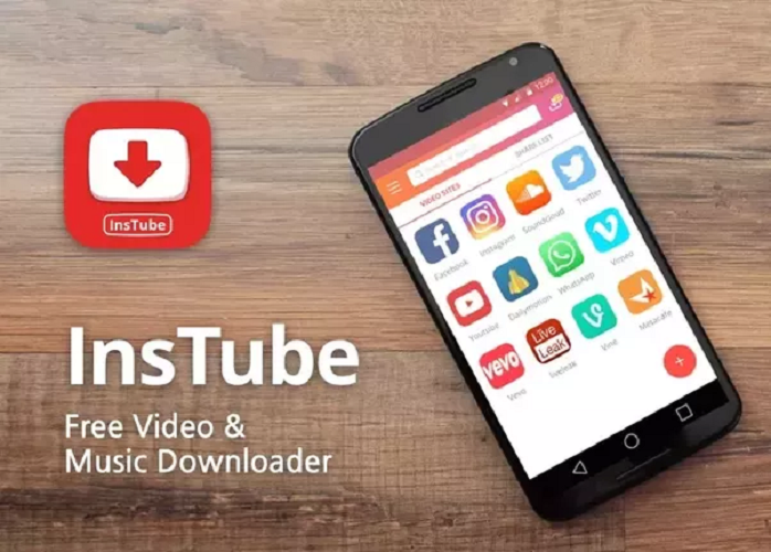 InsTube YouTube Downloader Apk