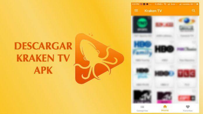 Kraken TV APK