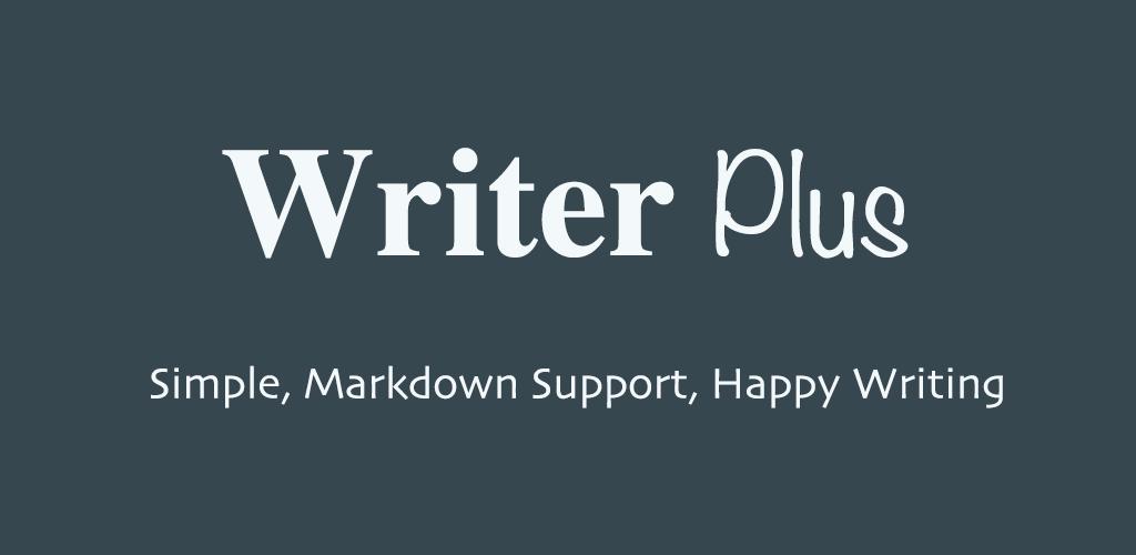 Writer Plus Apk
